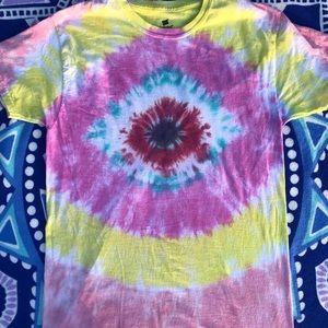 Eyeball Tie Dye Shirt
